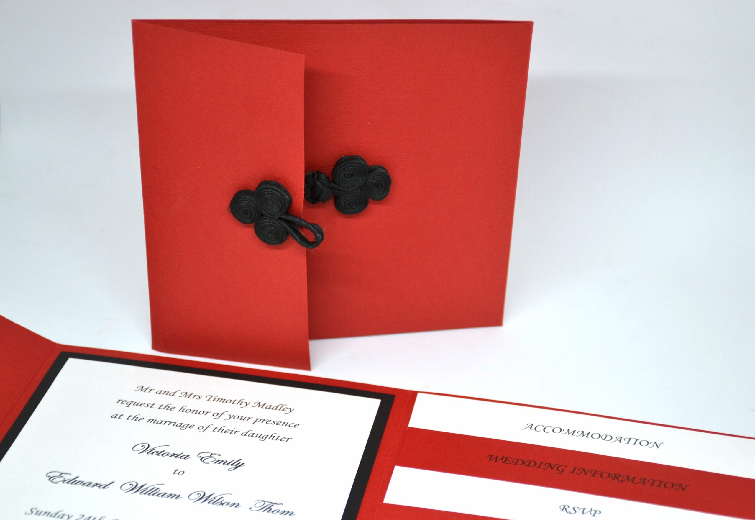Wedding Invitations & Stationery